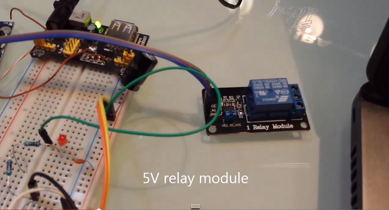 Esp8266 Wifi Relay Switch Arduino Ide