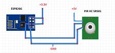 PIR Motion Sensor Hookup Guide - learnsparkfuncom