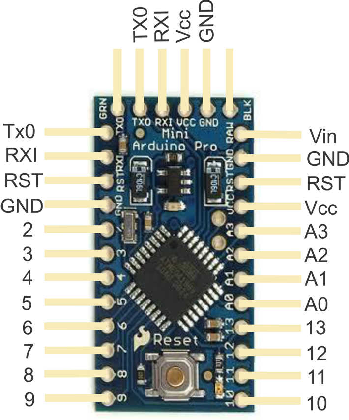 Esp wifi module arduino v connection