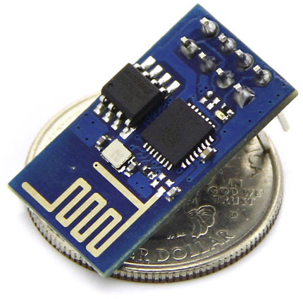 ESP8266 WiFi module Arduino 3 3V connection